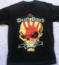 Five Finger Death Punch T Shirt Heavy Metal Rock Band Tee 4 2018 Men T-Shirt