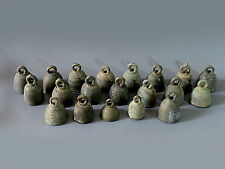 1#Wholesale 20 Antique bronze Temple Small bell Cheap Price Don't Miss
