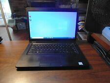 DELL LATITUDE E5480 Ultrabook 2.60GH i5 7300U 7th Gen 8GB 256GB SSD #5974 Cam