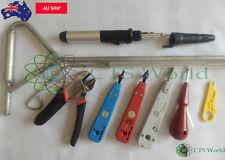 NBN ISGM Telstra Tools Red & Blue Tool Krone Tool Quante Tool Pit key Soldering