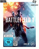 Battlefield 1 Origin Download Key Digital Code [DE] [EU] PC