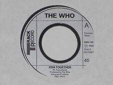 "The WHO-Join Together - 7"" 45"