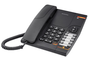 NEW IN BOX - Alcatel Atlinks Temporis 380 Black Premium Analog PBX Phone