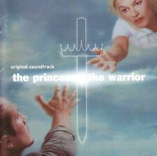 soundtrack, The Princess + The Warrior Original Soundtrack CD