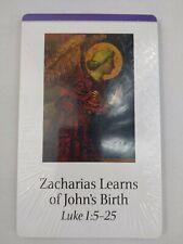 Gospels Bible flashcards Veritas Press (Cards,Flash Cards)