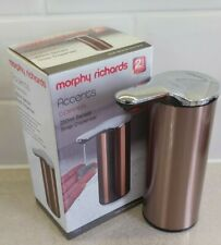 Morphy Richards Hygienic Hands / Touch Free Automatic Soap Sanitiser Dispenser