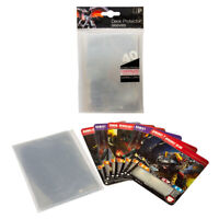 40 Ultra PRO Oversized Card Sleeves Clear 40ct 89 x 127mm Oversize (Commander)