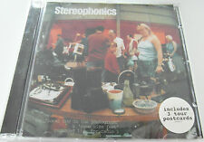 STEREOPHONICS - Just looking (CD Single 3 Tracks+Tour Postcards) Used very good