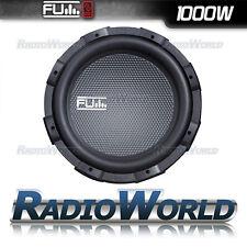 """Fli Metro Fu12 12 """"Bass Car Audio Subwoofer Sub 1000 W"""