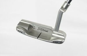 Left Handed SCOTTY CAMERON TOUR 009 SSS 350 CIRCLE-T TRI-SOLE PUTTER