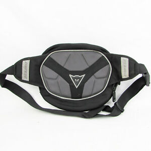 Dainese Exchange Waist Bag Biker Pouch Hip Pack Bumbag L