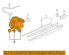 MINI OEM 02-13 Cooper Wiper-Rear Window Motor 67636932013