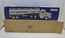 1999 MOBIL TOY TANKER CREDIT CARD 3rd EDITION IN A COLLECTIBLE SERIES CHROME