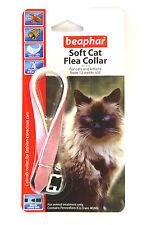 Beaphar Catwalk Fashion Cat Kitten Flea Collar 4 Month Protect Colours 41614 Blue
