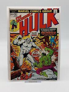 Incredible Hulk #162 Combined Shipping! 1st Wendigo! Marvel Bronze Age