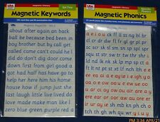 Magnetic Phonics & Keywords - Set - Learning to Read & Spell - New - in package