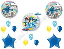 THE SMURFS Snurftastic BIRTHDAY Party Balloons Decoration Supplies Movie