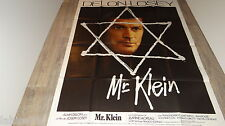alain delon Mr KLEIN  ! losey  affiche cinema