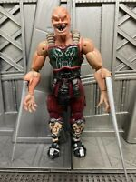 """Mortal Kombat Deception BARAKA 6"""" Action Figure Jazwares 2005 Loose"""