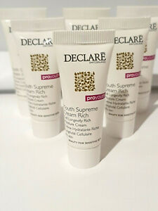 DECLARE proyouthing 50ml of Youth Supreme Cream RICH 5ml tubes x 10