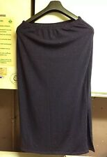 Ladies Lindex Purple Sparkly Maxi Skirt Size 10-12