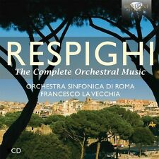 Respighi / Orchestra - Complete Orchestral Music [New CD]