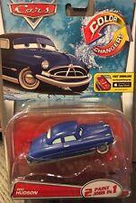 New Disney Pixar Cars Color Changer Change Doc Hudson Mattel 1:55 Scale