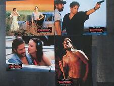 KALIFORNIA - 8 Aushangfotos - Brad Pitt, Juliette Lewis - Lobby Cards
