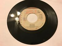 STEVE NICKS TALK TO ME / ONE MORE BIG TIME ROCK AND ROLL STAR 45 RECORD