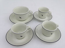 Nespresso Cups and Saucers