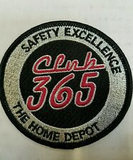 Home Depot Safety Excellence Patch