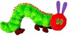 The Very Hungry Caterpillar 18cm Beanie Soft Toy