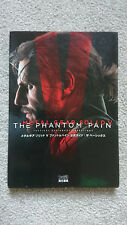 Metal Gear Solid V: The Phantom Pain Strategy Guide - PlayStation 4 - Japanese
