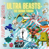 ALL 11 SHINY ULTRA BEASTS 6IV POKEMON SWORD & SHIELD CROWN TUNDRA TRADING NOW