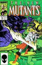 The New Mutants #52