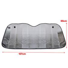 Auto Rear/Front Windshield Heat Reflective Cover Sun Shield Visor Shade Foldable