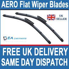 RENAULT LAGUNA MK3 2007+  EA  AERO Flat Wiper Blades 26-16