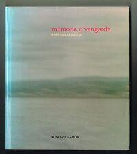 Art Catalog Memoria E Vangarda 8 Pintores De Galicia Espana Spain Painting