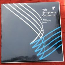 Yale Symphony 10th Anniversary 1976 2 x LP Various Classical Works Private Label