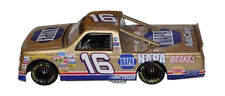 Action #16 NAPA 1997 Chevy Truck - Gold 1:24 Diecast Truck
