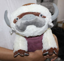 "Nickelodeon Avatar The Last Airbender 20"" APPA Fluffy Plush Toy"