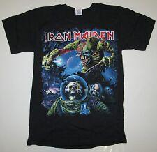 Official Iron Maiden merchandise the final frotier Tour Denmark t-shirt s 46/48
