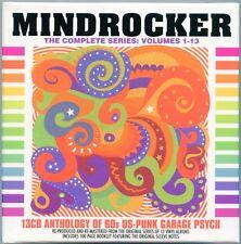 MINDROCKER - COMPLETE SERIES VOL. 1-13 NEW LTD #D CD BOX SET FREE U.S. SHIPPING