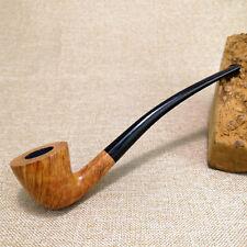 NEW Belgium Gorode Briar longer Reading SO hron Smoking Tobacco Pipe