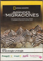 *(SET) National Geographic: Grandes Migraciones Vol. 1-3 (DVD) Multiple Promos
