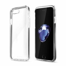 iPhone 7 Plus Hülle, CoolReall transparente Crystal Schutzhülle Case Cover für i