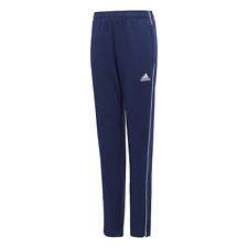 Adidas Núcleo 18 Pantalón de entrenamiento azul oscuro blanco L
