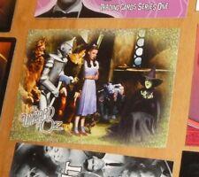 "2006 The Wizard of Oz (Breygent) ""Promo Card"" #Promo-4 MINT"