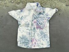1/6 Scale Toy 80's Tropical Shirt