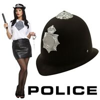 ADULT MENS WOMENS POLICE WOMAN POLICEMAN OFFICER COPPER FANCY DRESS COSTUMES